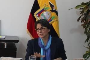 Rafael Correa se pronuncia tras separación inmediata de ministra de Agricultura encargada
