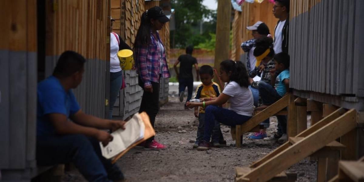 Anulan contratos de obras para afectados por el volcán de Fuego