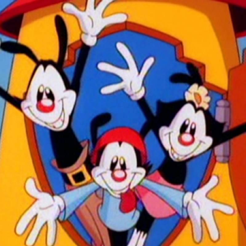 Reboot contará con el regreso Pinky y Cerebro — Animaniacs