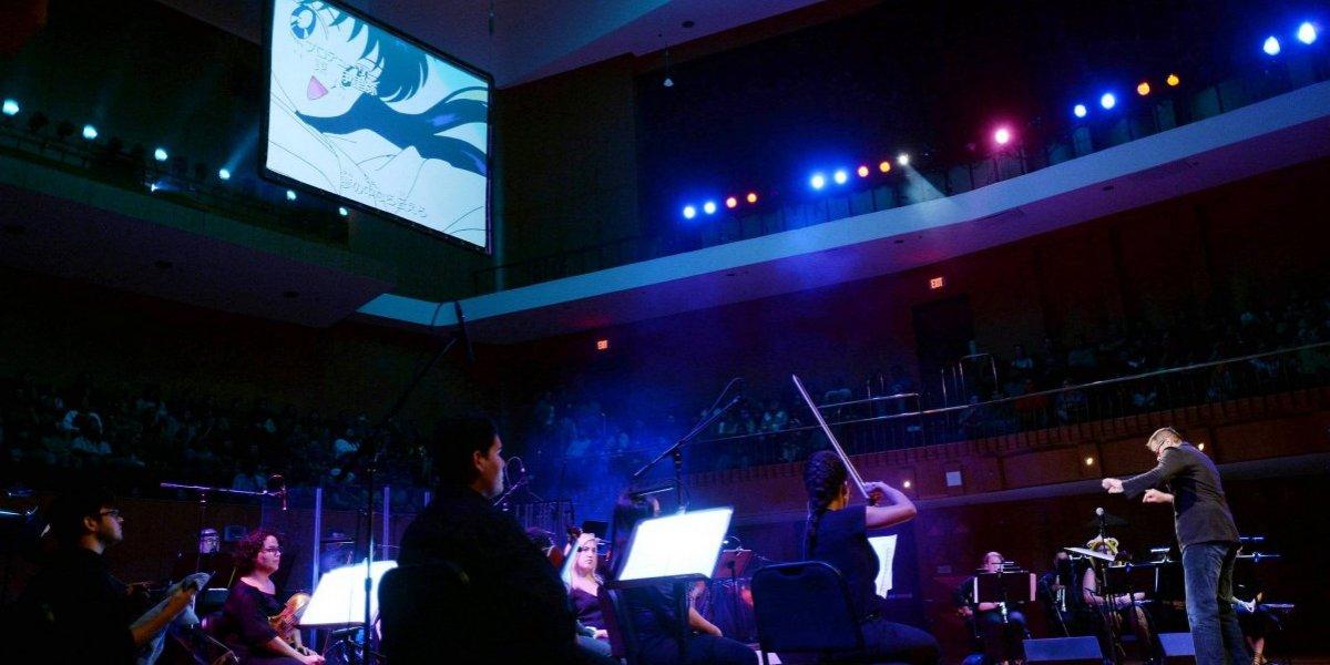 Ofrecerán concierto con música series animadas japonesas en el CBA