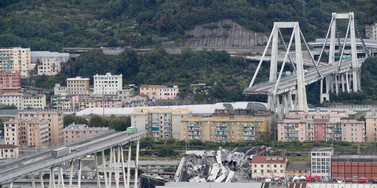 ¿Puede haber nuevo derrumbe como el de puente en Génova? Advierten que 840 viaductos franceses pueden colapsar