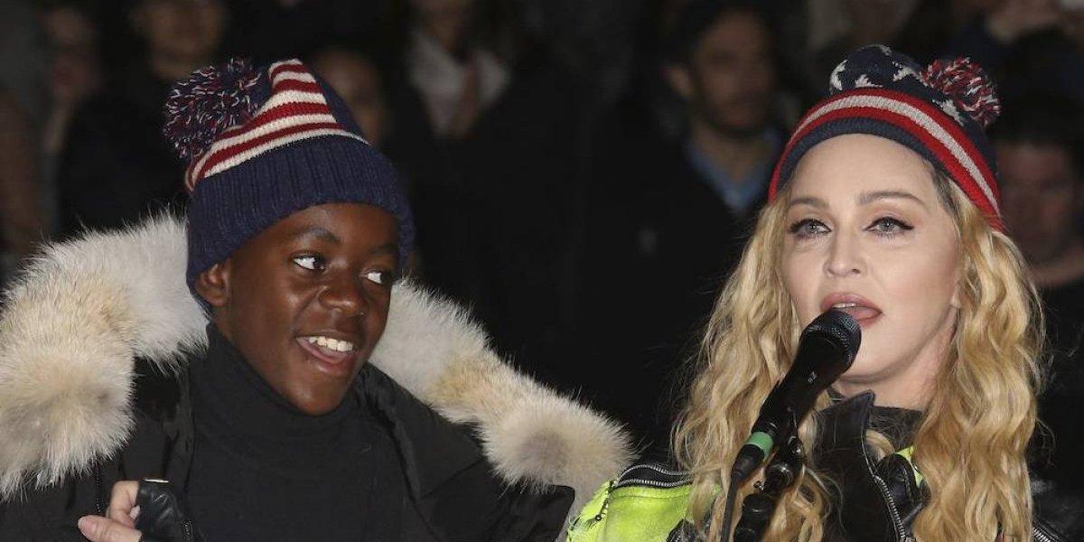 Madonna, una amante del futbol
