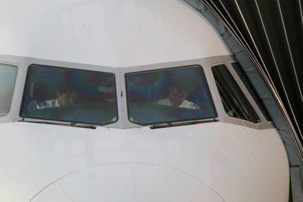 Falsa alerta de bomba hizo que un avión se regresara al aeropuerto de Santiago