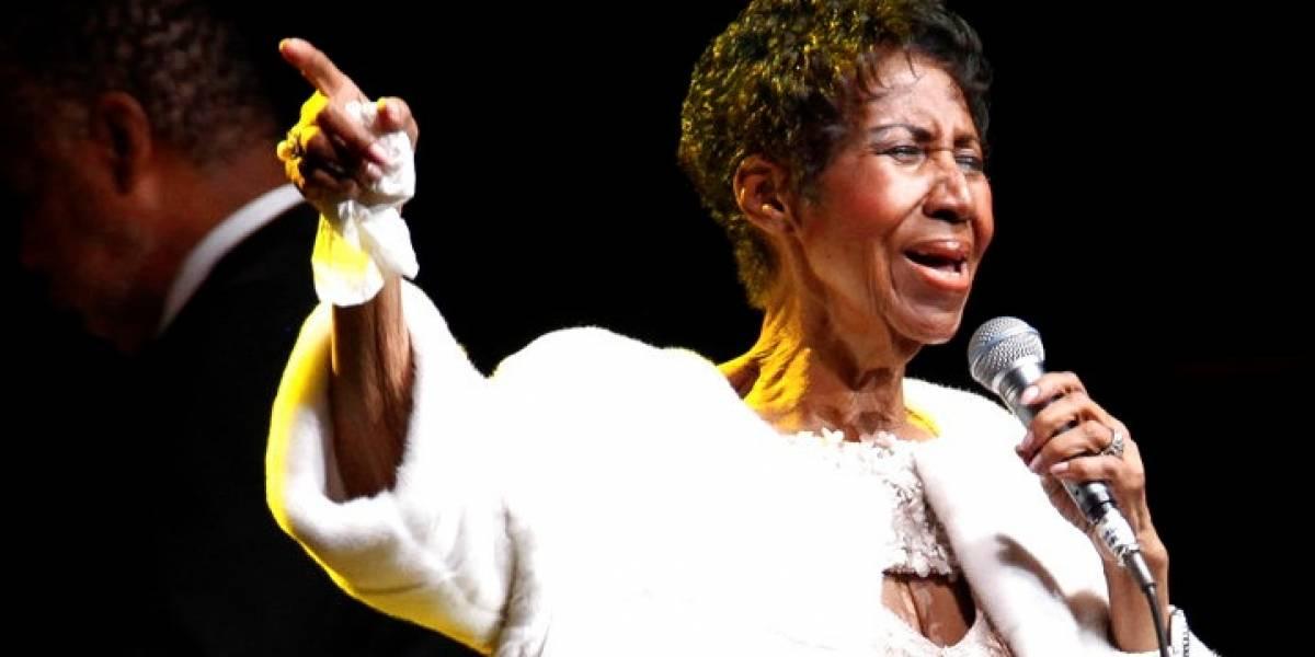 Fallece Aretha Franklin, la Reina del Soul, a los 76 años