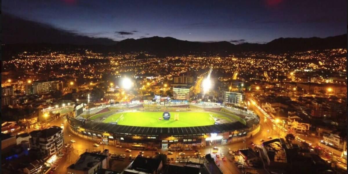 Conmebol no aprobó el Estadio Serrano Aguilar para octavos de final de la Sudamericana