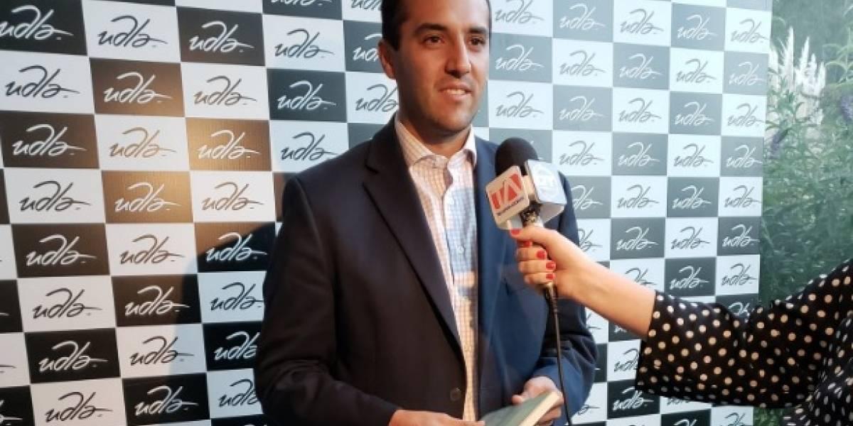 ¿Quién es Juan Carlos Holguín, aspirante a alcalde de Quito por CREO?