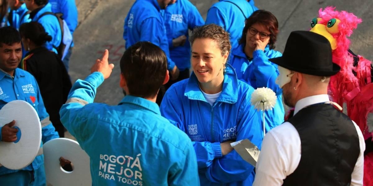 """""""Los servicios sociales son los que mitigan la pobreza extrema"""": secretaria de Integración Social"""