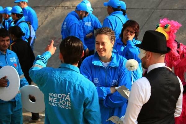 Cristina Vélez, secretaria de Integración Social