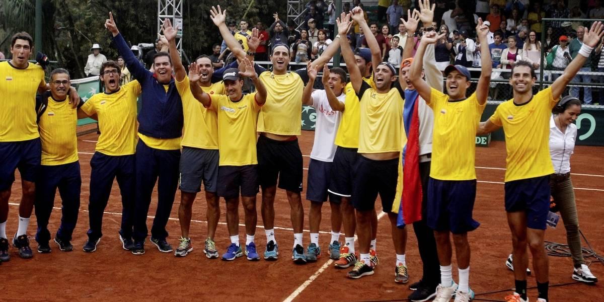 ¡Hecho histórico para el tenis colombiano!
