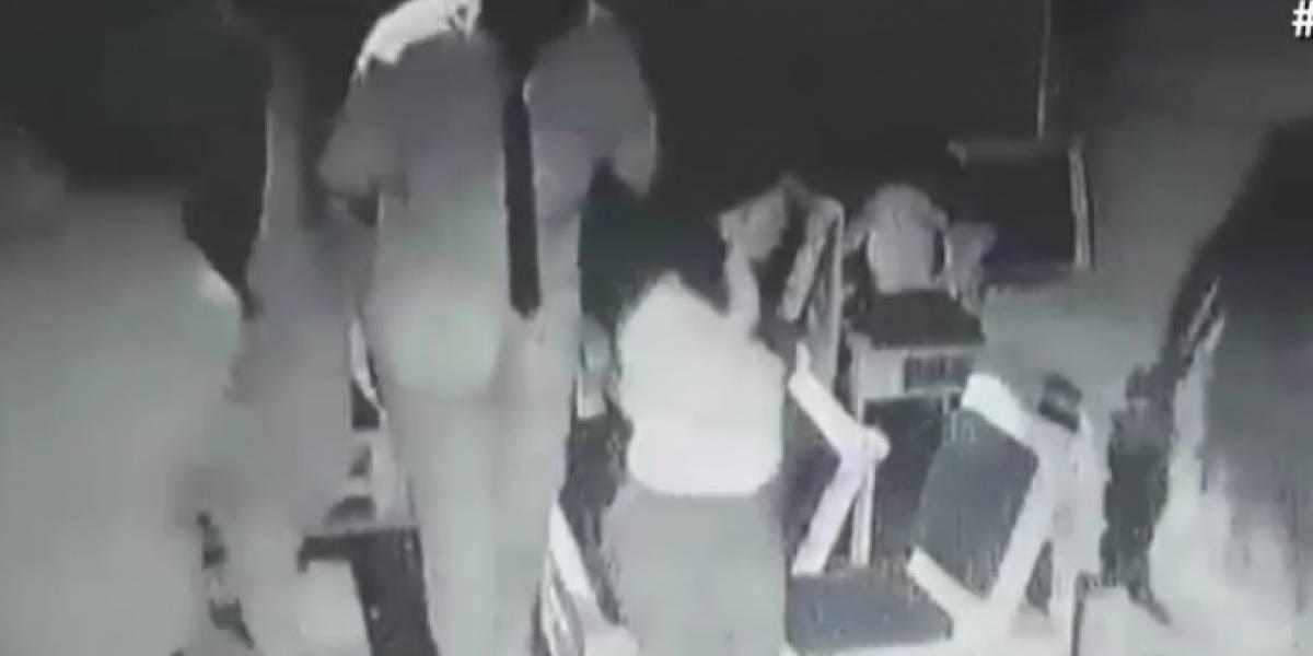'Los ejecutivos' robaron a más de 30 personas en un bar de Bogotá