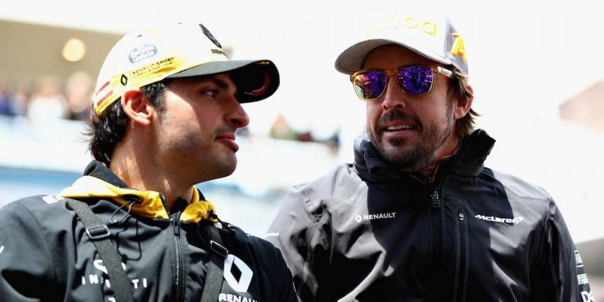 Compatriota de Fernando Alonso, Carlos Sainz, tomará su lugar en McLaren