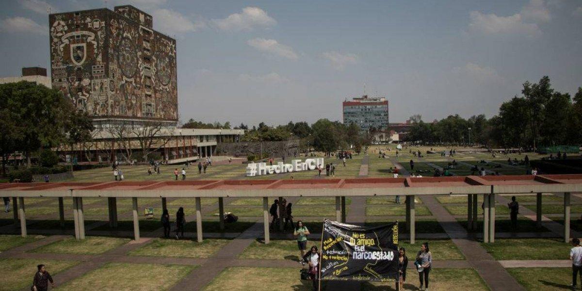 Detienen a colombianos por asaltar a alumnas dentro de la UNAM