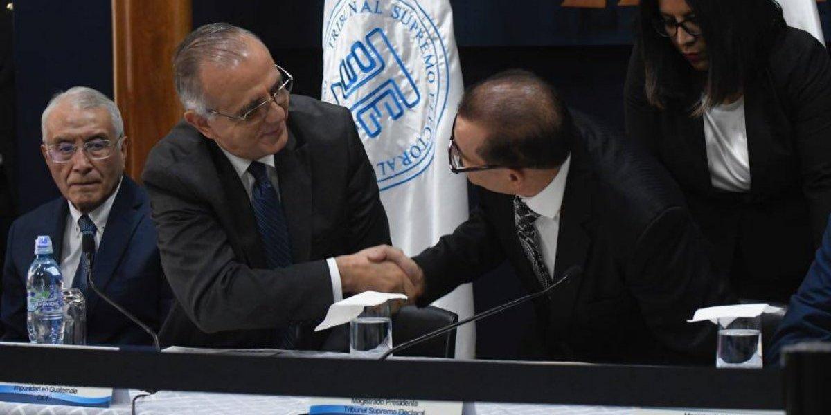 Fiscalización de aportes electorales, traspaso de capacidades de CICIG a entidades públicas
