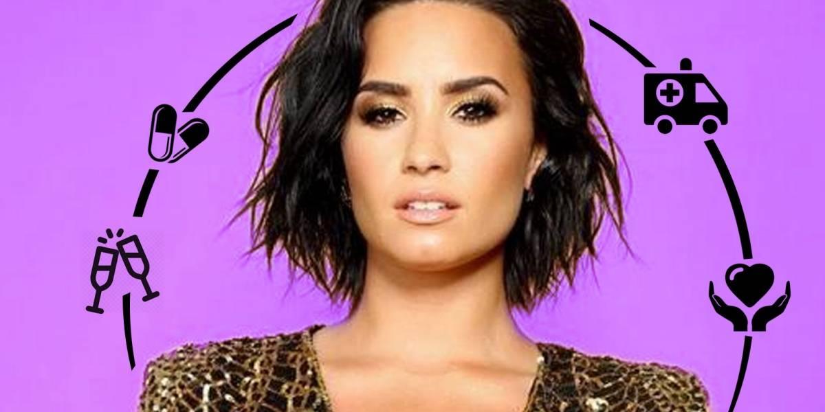 Las polémicas declaraciones del hombre que le dio drogas a Demi Lovato el día de su sobredosis
