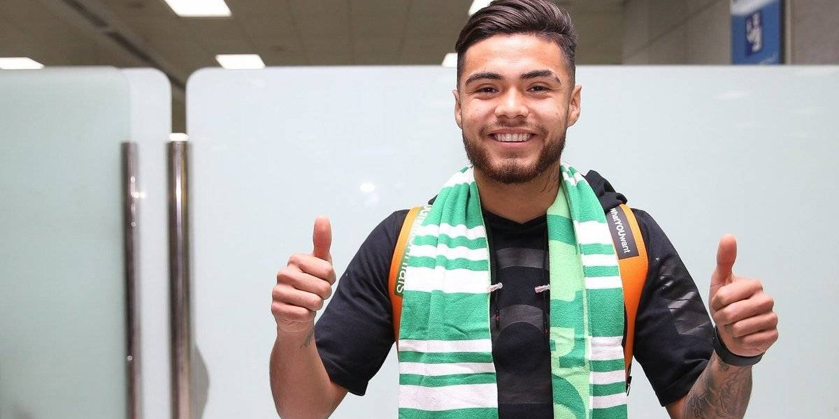 Paulo Díaz fue recibido como superestrella mundial en Arabia Saudita