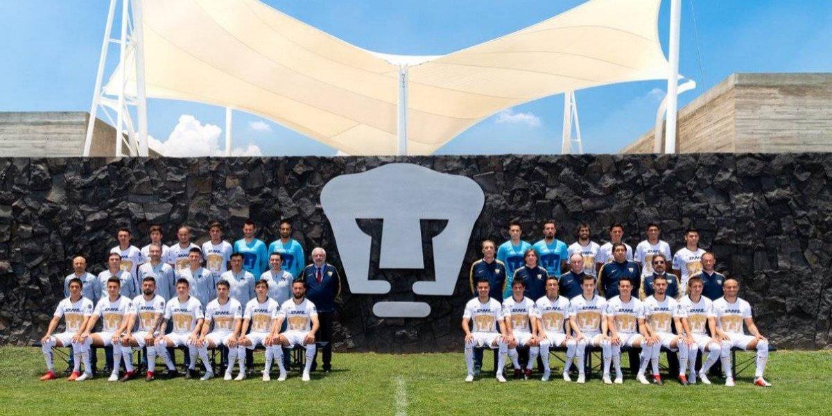Pumas estrena La Cantera 2 con foto oficial