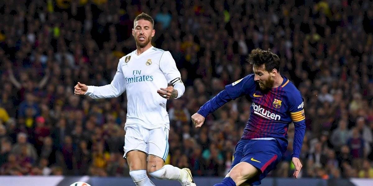 Barcelona y Real Madrid acuerdan jugar el Clásico el 18 de diciembre
