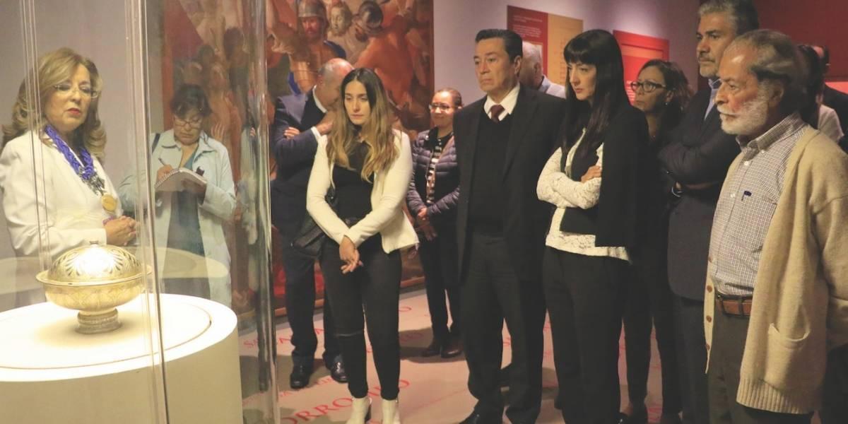 Tesoros del Vaticano cautivan a miles en  México