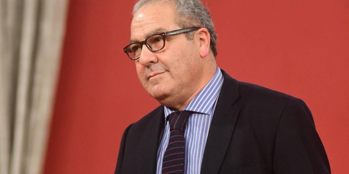 Luis Castillo y las polémicas que lo persiguen tras su nombramiento