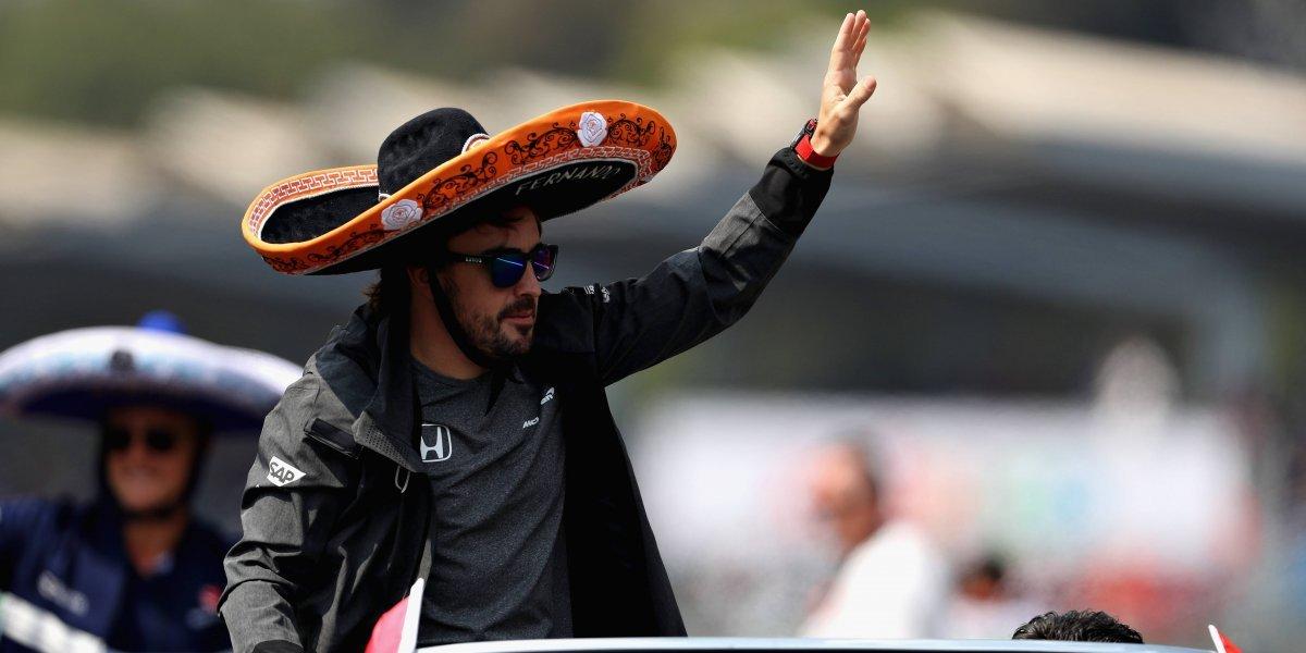 GP de México prepara despedida especial a Fernando Alonso