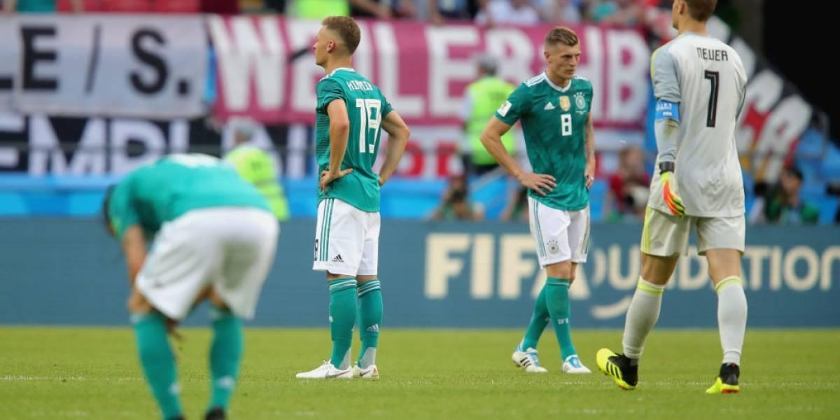 El ranking FIFA castigó duramente a las selecciones que fracasaron o que no estuvieron en el Mundial