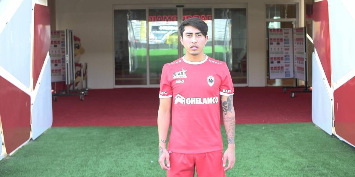 Omar Govea seguirá jugando en la Liga de Bélgica