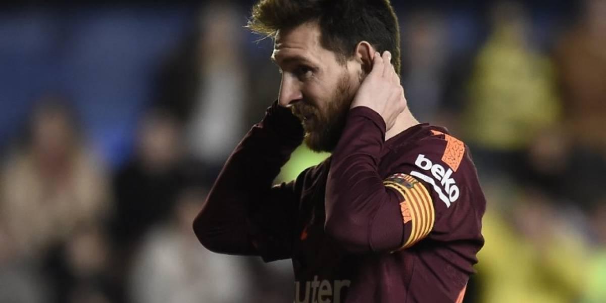 Hermano de Messi, condenado por portación ilegal de armas