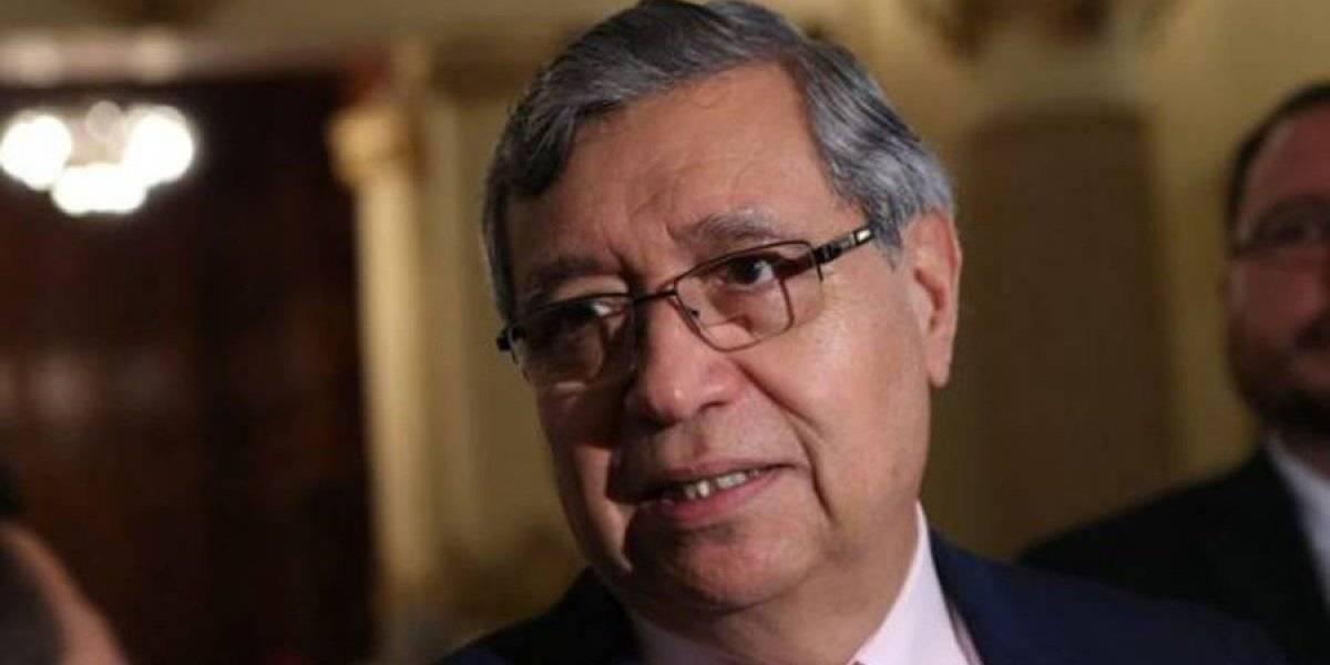 Vicepresidente desconoce el destino de la ampliación presupuestaria que se hizo al IPM