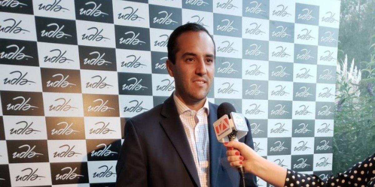 Juan Carlos Holguín será el candidato de Creo para la Alcaldía de Quito