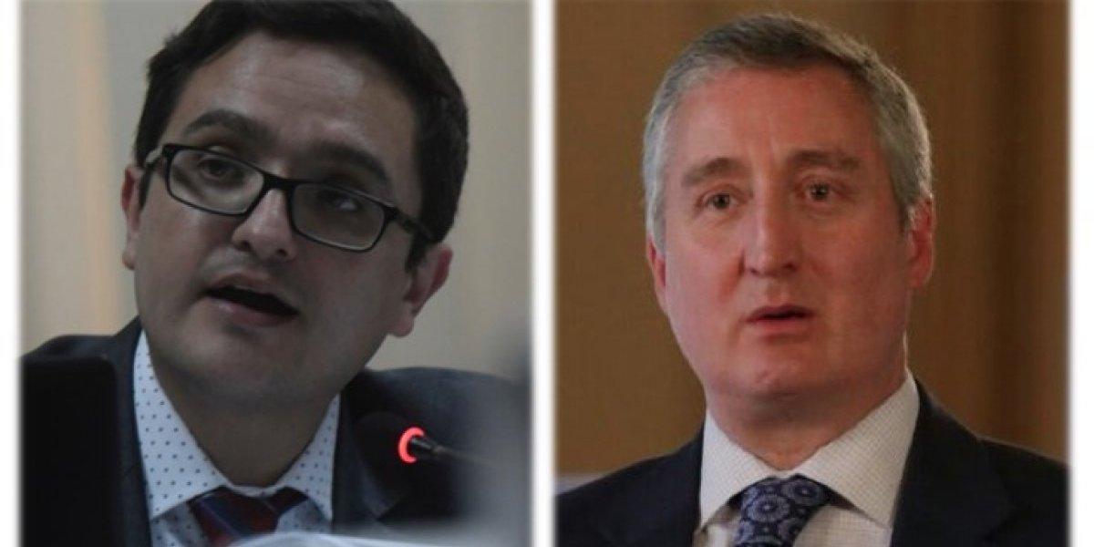 Jefe de la FECI reitera queja y ministro de Gobernación responde por qué no se asignaron agentes