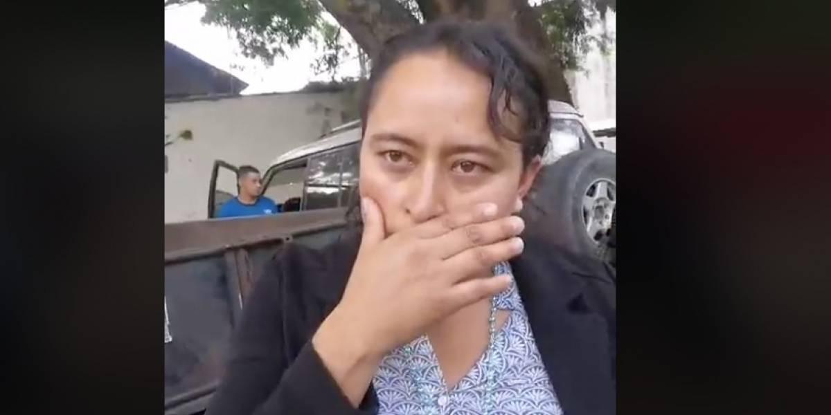 VIDEO. Mujer que mató a hombre que abusaba de su hija sale de prisión y relata ese momento