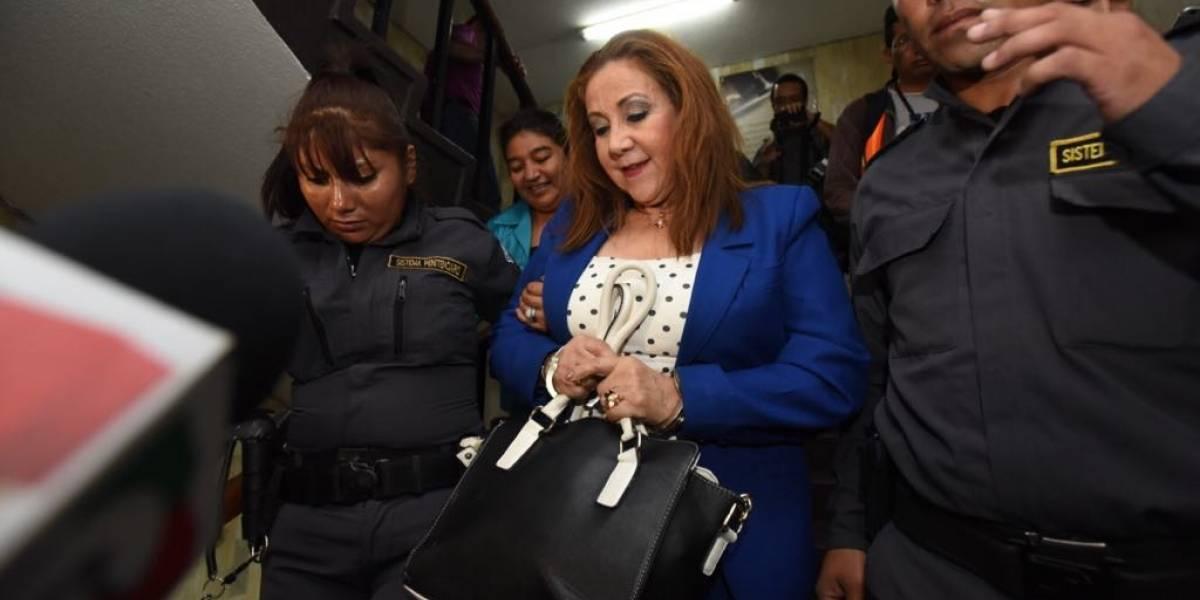 Magistrada Blanca Stalling recuperará su libertad por orden de jueza suplente