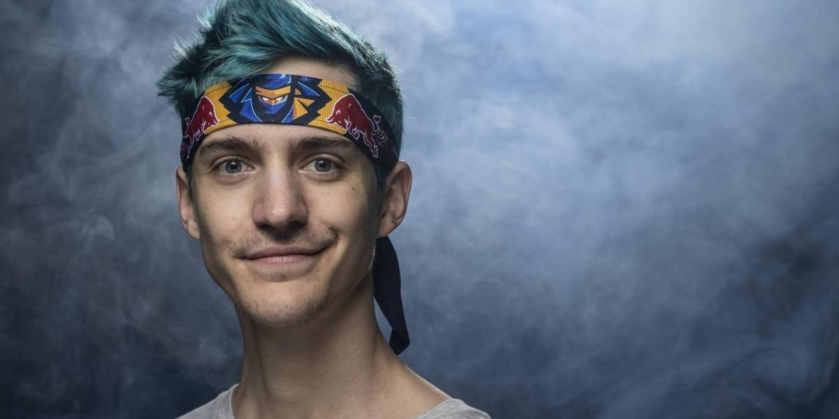 Ninja, el popular streamer de Fortnite, explica por qué no juega con mujeres