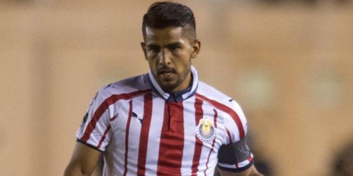 Miguel Ponce asegura que Chivas no se desespera