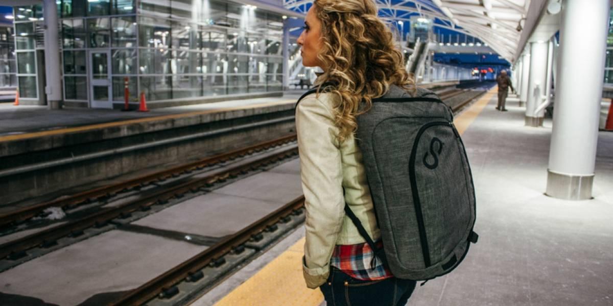 5 increíbles mochilas inteligentes para el regreso a clases