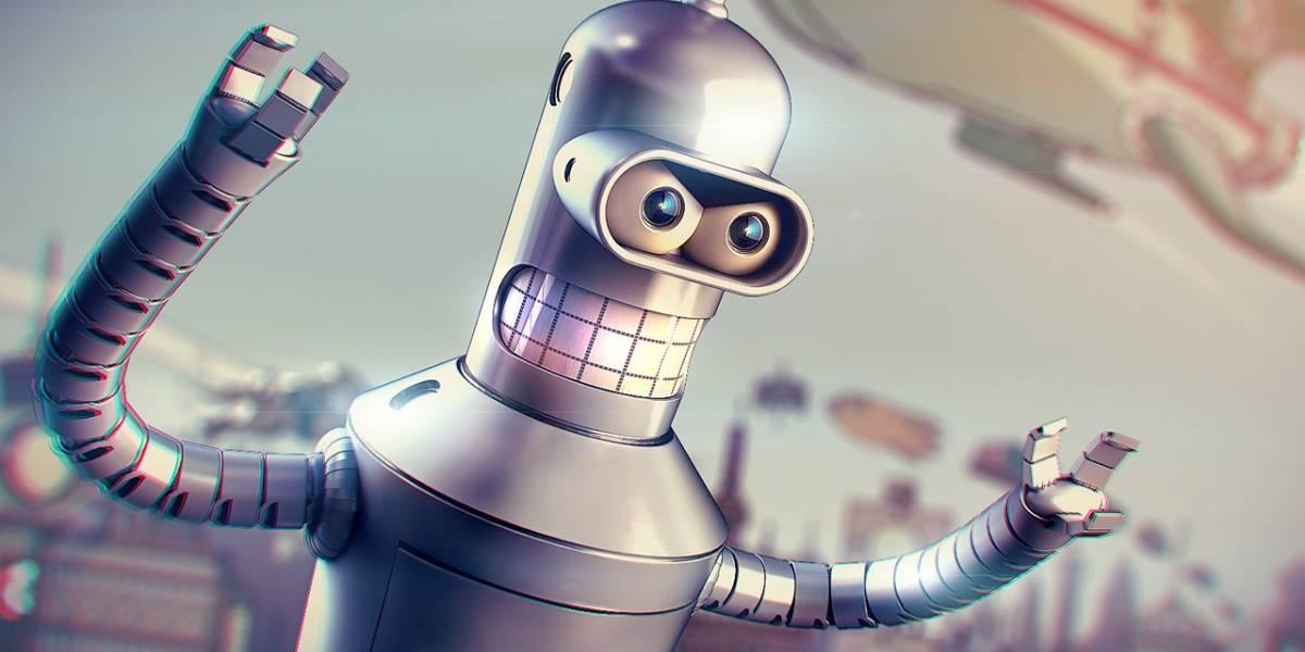 Un robot real protagonizará una película en Hollywood
