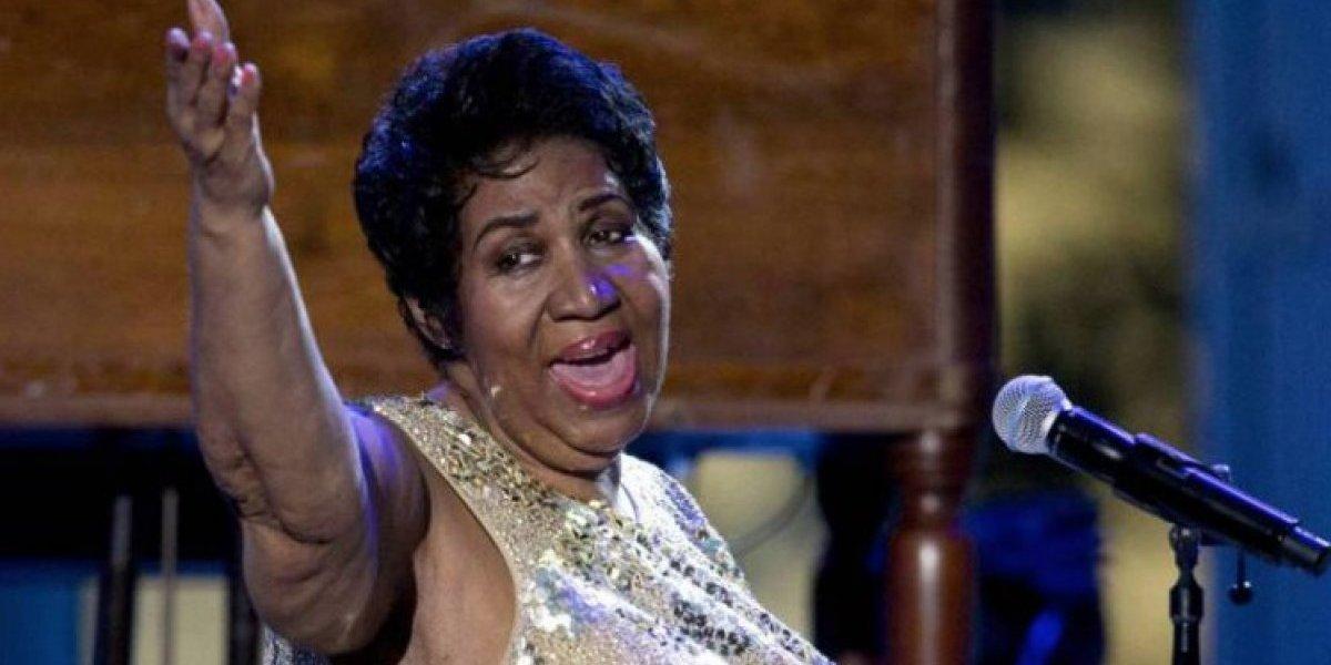 Muere cantante Aretha Franklin