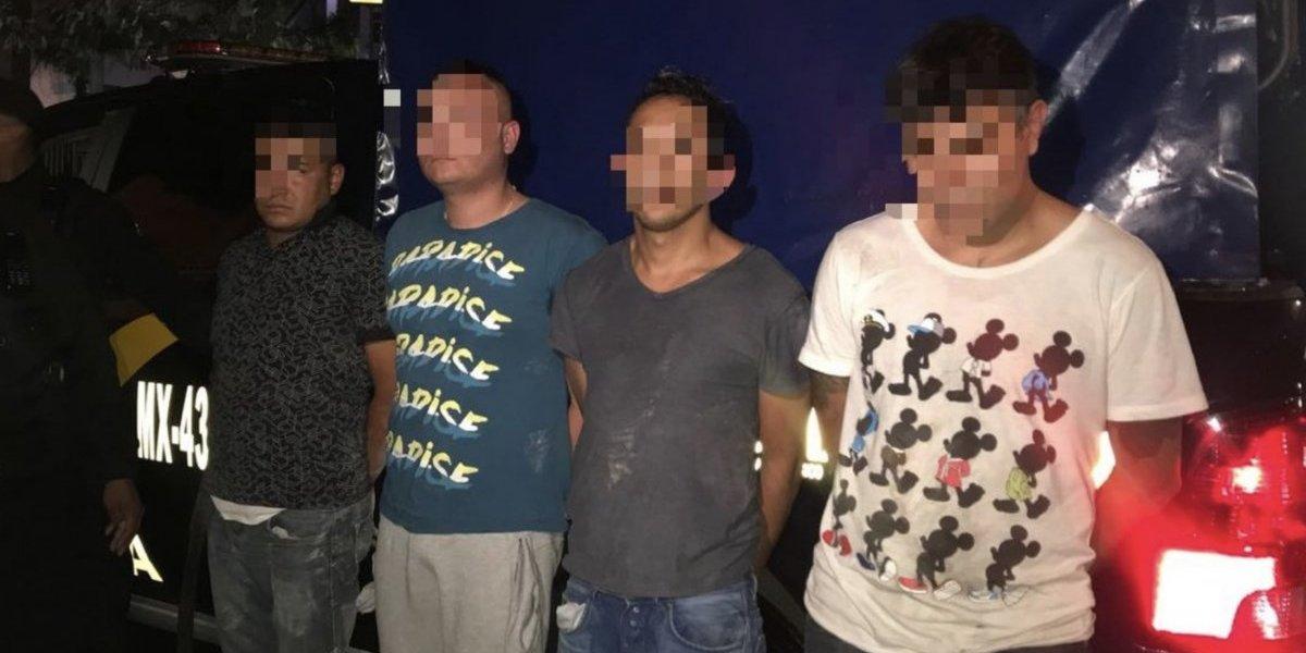 Cae banda que robó con metralleta cafetería de la Benito Juárez