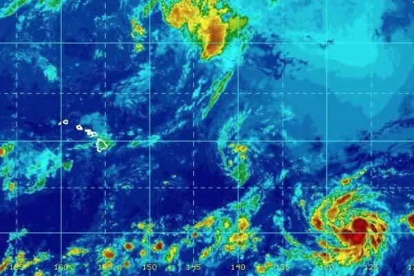 Tormenta tropical frente a costa mexicana se volverá huracán