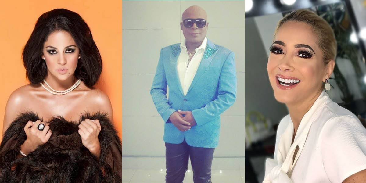 HIjos de los famosos ecuatorianos posan en portada de revista Mariela
