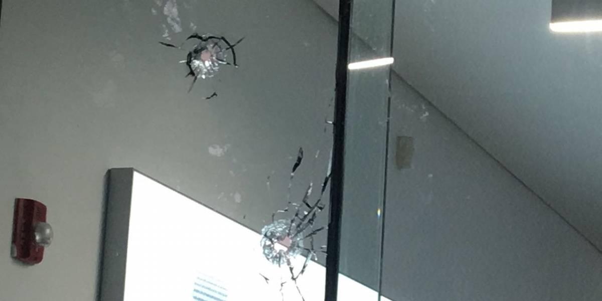 Se registra otro enfrentamiento entre policías estatales y delincuentes
