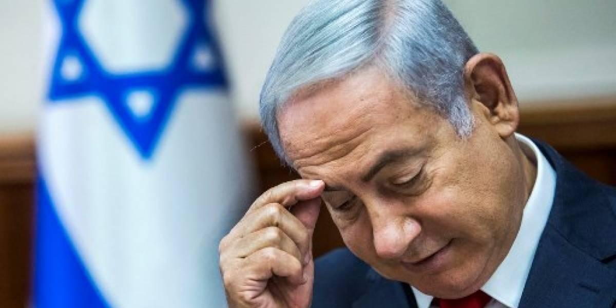 Netanyahu es interrogado de nuevo por la policía israelí por caso de corrupción