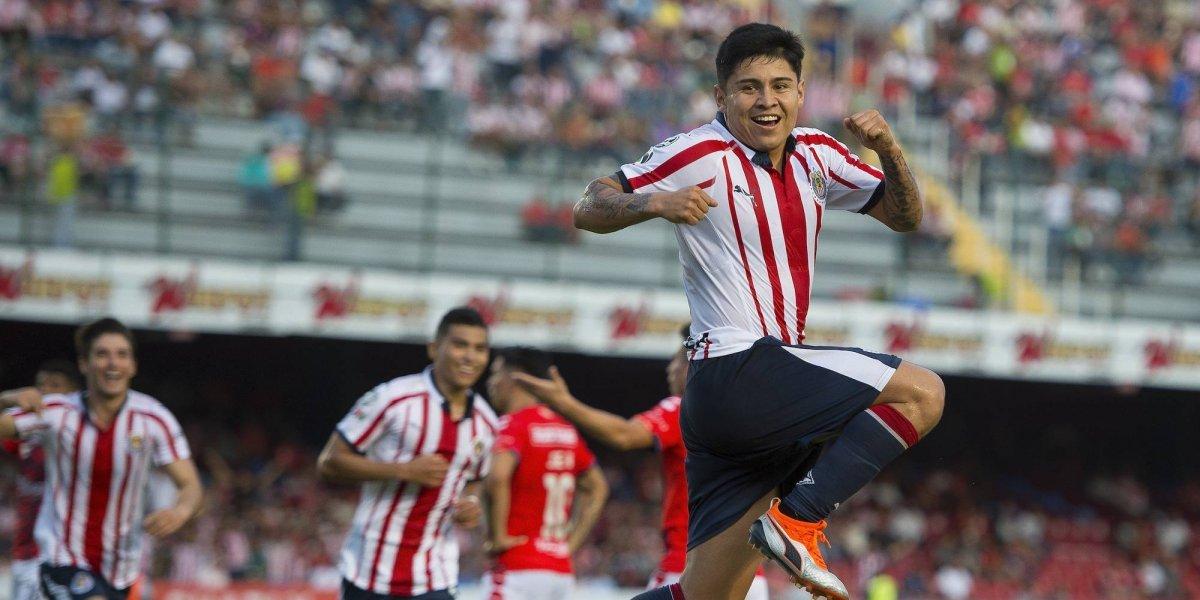 Chivas firma su primer victoria sobre Veracruz