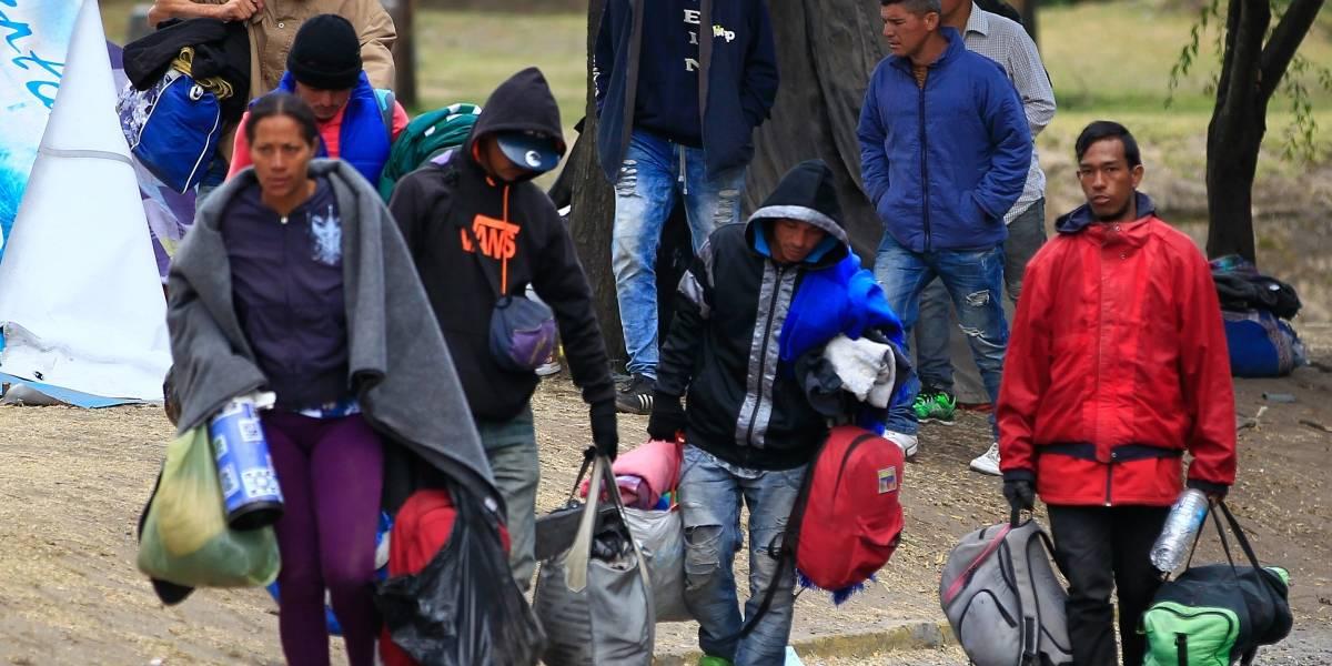 Venezolanos deberán presentar pasaporte para ingresar a Perú