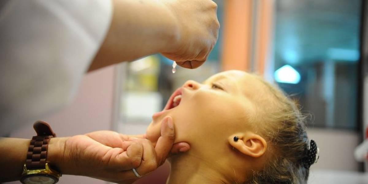 São Paulo enfim atinge meta de vacinação contra polio e sarampo