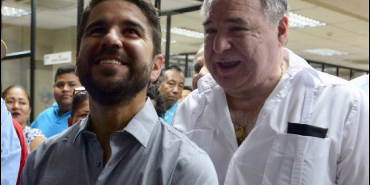 Abdalá Bucaram anunciará si acepta candidatura a Prefectura del Guayas en octubre
