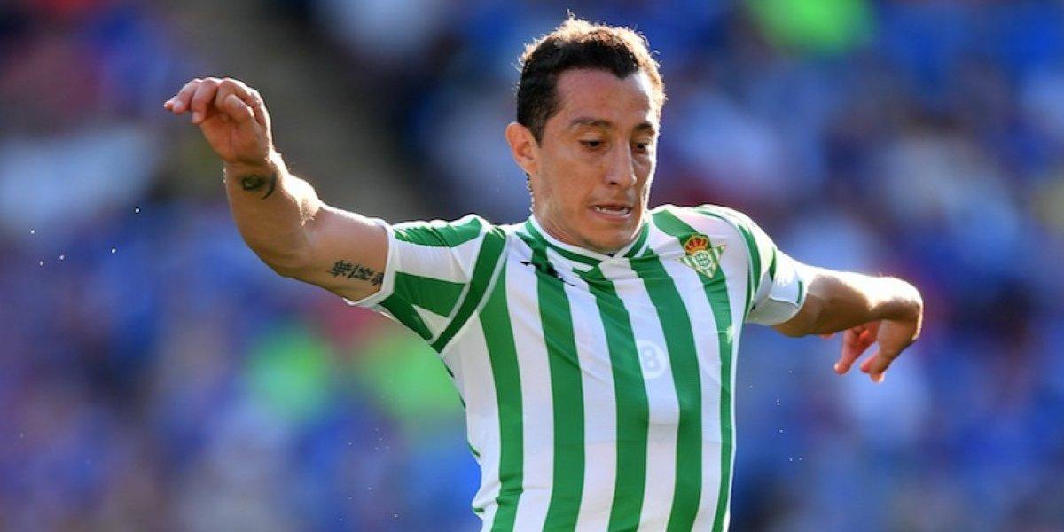 Guardado y Betis son goleados por el Levante en J1 de España