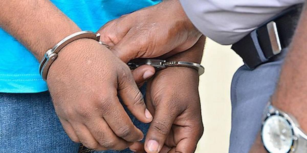 PN apresa haitiano que mató a su madre e hirió hermano