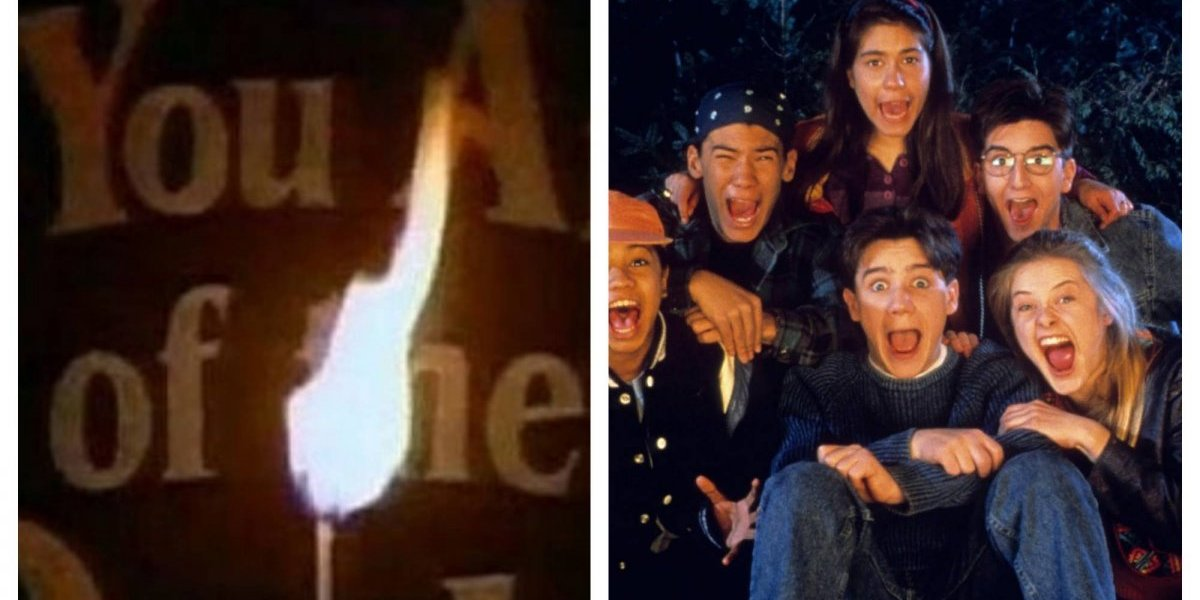 Hace 26 años se estrenó Are You Afraid of the Dark? Así están sus protagonistas