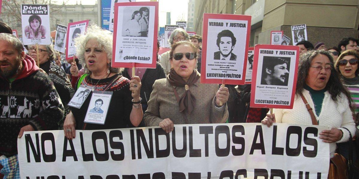 Organismo internacional rechaza decisión de Corte Suprema de liberar a ex agentes de la dictadura